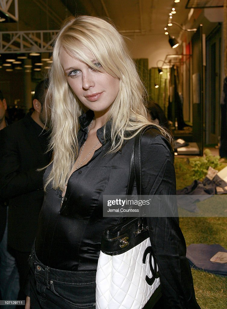 Replay's Organic Blue Jean Launch Party Hosted by Summmer Rayne Oakes - May 2,