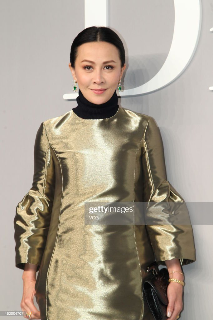 <a gi-track='captionPersonalityLinkClicked' href=/galleries/search?phrase=Carina+Lau&family=editorial&specificpeople=663580 ng-click='$event.stopPropagation()'>Carina Lau</a> attends Dior Haute Couture press conference on April 9, 2014 in Hong Kong, China.