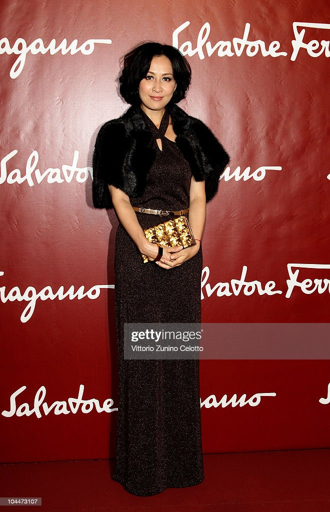 <a gi-track='captionPersonalityLinkClicked' href=/galleries/search?phrase=Carina+Lau&family=editorial&specificpeople=663580 ng-click='$event.stopPropagation()'>Carina Lau</a> attends Salvatore Ferragamo - Seize The Moment - Party during Milano Fashion Week Womenwear Spring/Summer 2011 on September 26, 2010 in Milan, Italy.