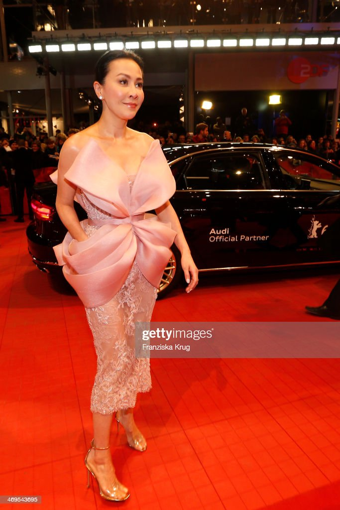 <a gi-track='captionPersonalityLinkClicked' href=/galleries/search?phrase=Carina+Lau&family=editorial&specificpeople=663580 ng-click='$event.stopPropagation()'>Carina Lau</a> attends the closing ceremony during the 64th Berlinale International Film Festival at Berlinale Palast on February 15, 2014 in Berlin, Germany.