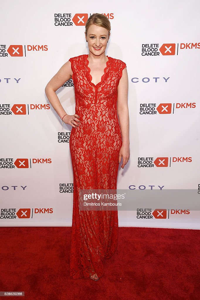 CEO of Delete Blood Cancer Carina Ortel attends the 10th Annual Delete Blood Cancer DKMS Gala at Cipriani Wall Street on May 5, 2016 in New York City.