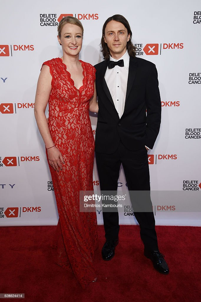 Carina Ortel(L) attends the 10th Annual Delete Blood Cancer DKMS Gala at Cipriani Wall Street on May 5, 2016 in New York City.
