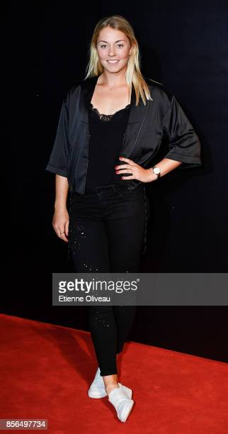 Carina Witthoeft of Germany attends the 2017 China Open Player Party at Beijing Olympic Tower on October 1 2017 in Beijing China