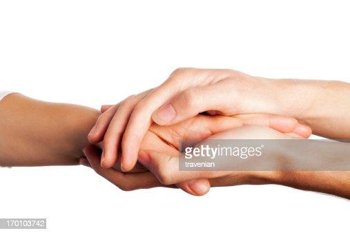 心地よい手のケア