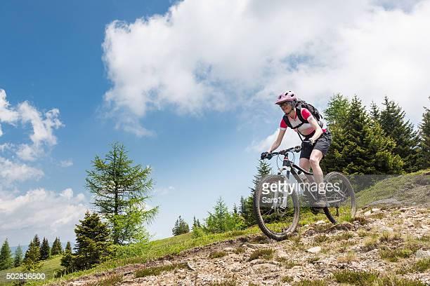Carinthian Downhill Biking, Austria