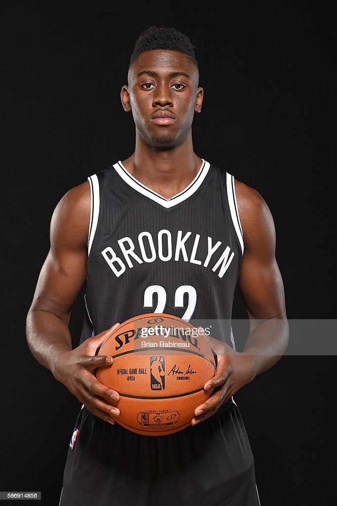 2016 NBA Rookie Photo Shoot