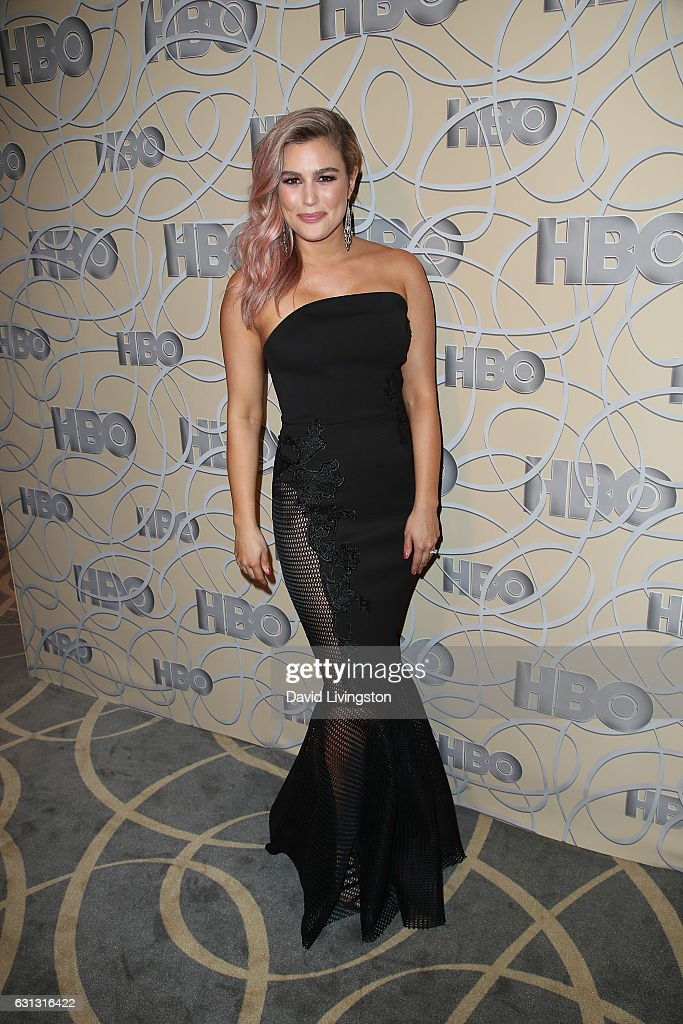 Carissa Culiner arrives at HBO's Official Golden Globe Awards after party at the Circa 55 Restaurant on January 8, 2017 in Los Angeles, California.