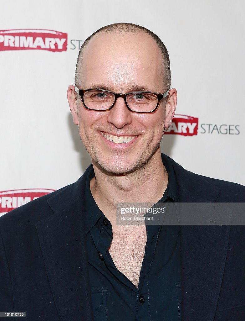 Carl Andress attends 'All In The Timing' 20th Anniversary Opening Night Reception at The Volstead on February 12, 2013 in New York City.