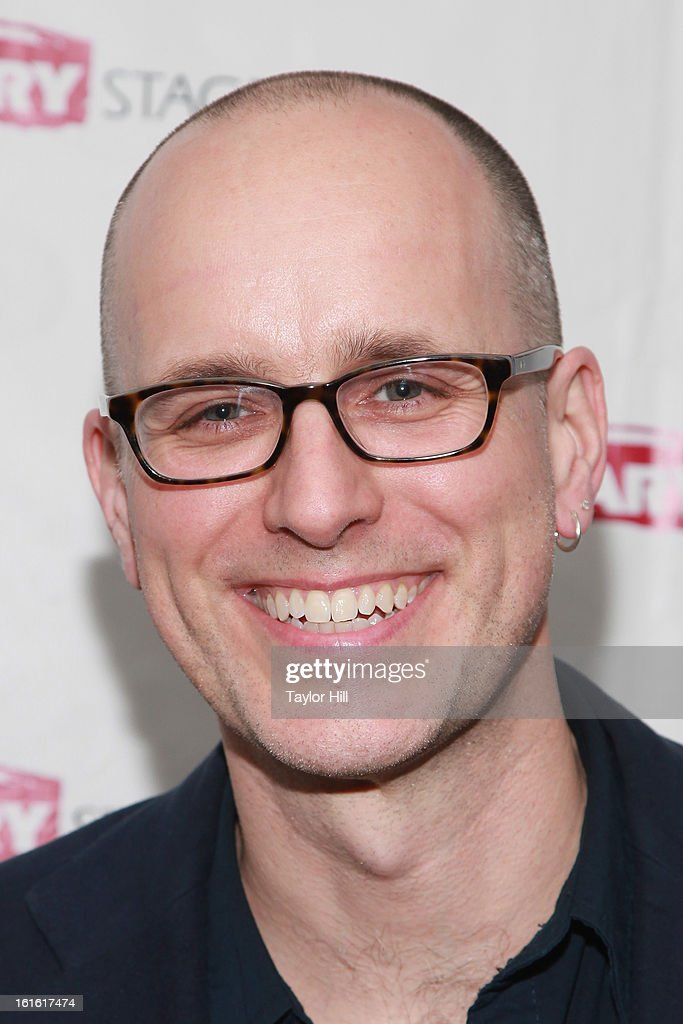 Carl Andress attends the 'All In The Timing' 20th Anniversary Opening Night Reception at The Volstead on February 12, 2013 in New York City.