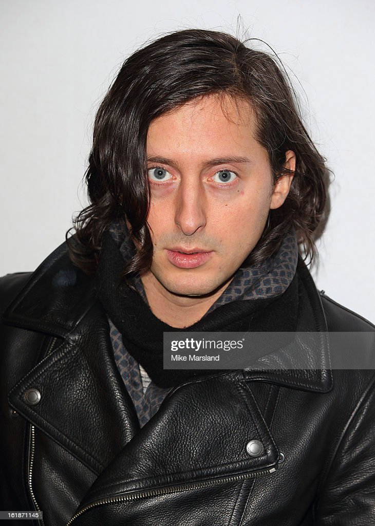 Carl Barat attends a special screening of Stoker at Curzon Soho on February 17, 2013 in London, England.