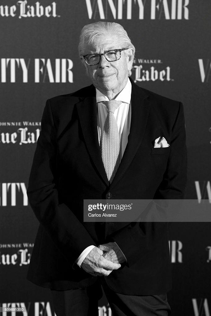 'International Journalism' Vanity Fair Awards 2017