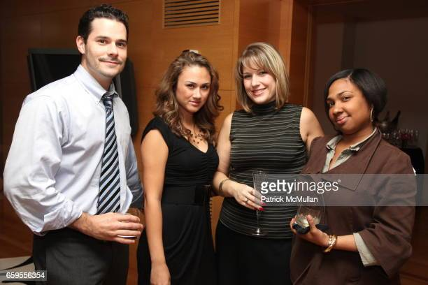 Carl Ekroth Amy Hill Christina Hanson and Erica Staunton attend Lanyard Grandelli Launch of Prudential Douglas Eilliman at The RitzCarlton on October...
