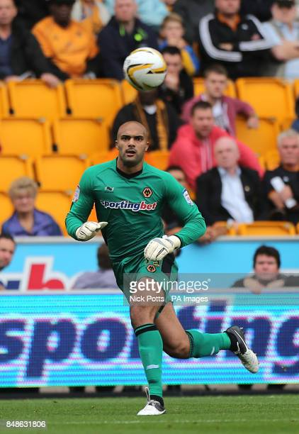 Carl Ikeme Wolverhampton Wanderers goalkeeper