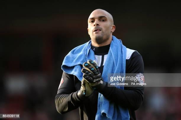 Carl Ikeme Wolverhampton Wanders goalkeeper