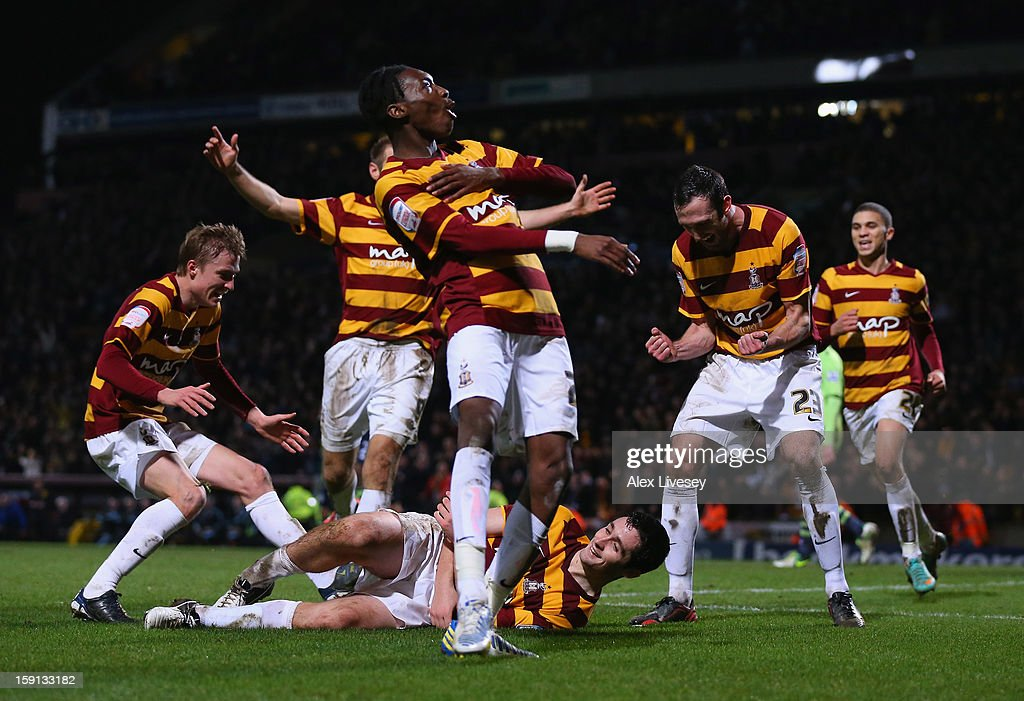 Bradford City v Aston Villa - Capital One Cup Semi-Final