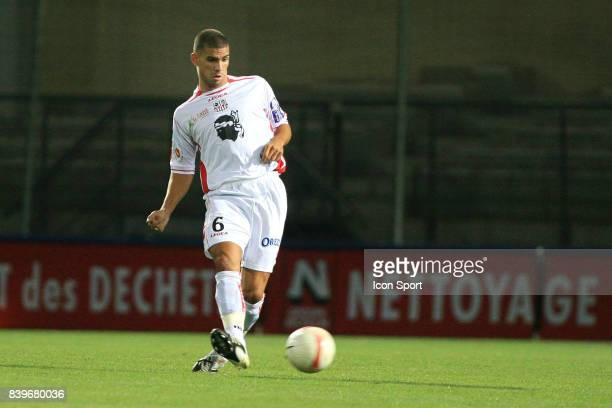 Carl MEDJANI Montpellier / Ajaccio 5e journee de Ligue 2