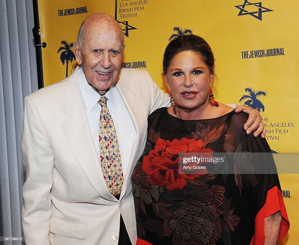 <a gi-track='captionPersonalityLinkClicked' href=/galleries/search?phrase=Carl+Reiner&family=editorial&specificpeople=660635 ng-click='$event.stopPropagation()'>Carl Reiner</a> and Lanie Kazan attend the Opening Night Gala of the LA Jewish Film Festival Honoring <a gi-track='captionPersonalityLinkClicked' href=/galleries/search?phrase=Carl+Reiner&family=editorial&specificpeople=660635 ng-click='$event.stopPropagation()'>Carl Reiner</a> on May 1, 2014 in Los Angeles, California.