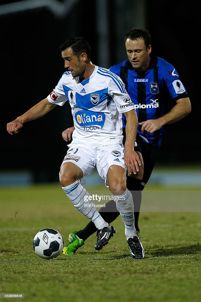 FFA Cup - Bayswater City v Melbourne Victory