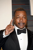 Carl Weathers arrives to the Vanity Fair Party following the 88th Academy Awards at The Wallis Annenberg Center for the Performing Arts in Beverly...