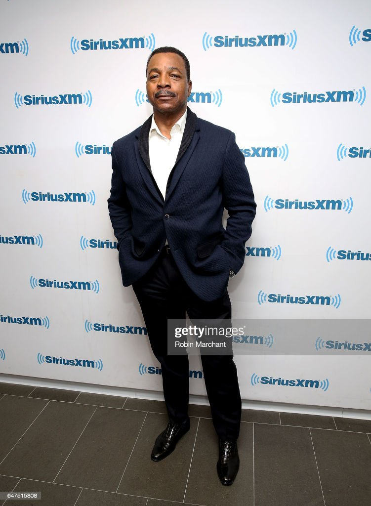 Celebrities Visit SiriusXM - March 3, 2017