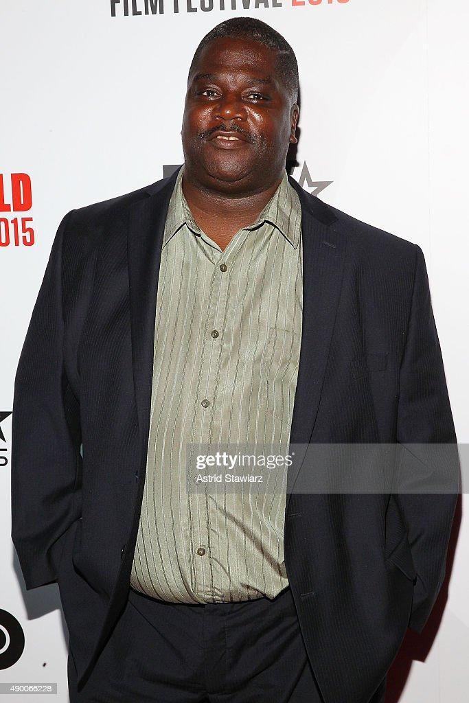 Carl Webber attends the 2015 Urbanworld Film Festival at AMC Empire 25 theater on September 25, 2015 in New York City.
