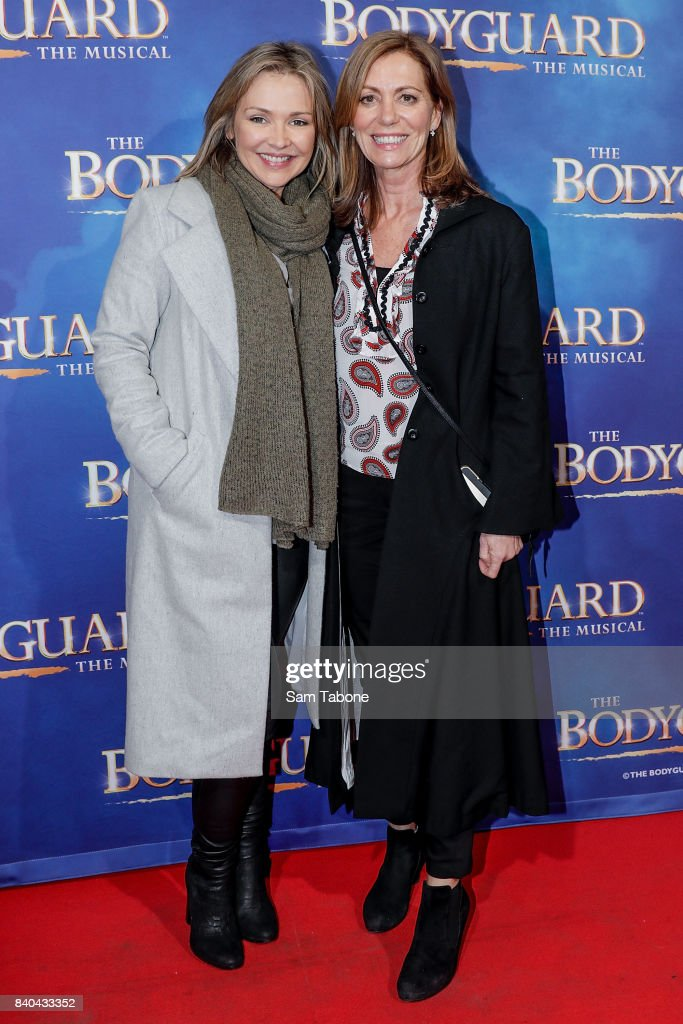 The Bodyguard Opening Night - Arrivals