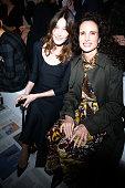 Dior : Front Row - Paris Fashion Week Womenswear...