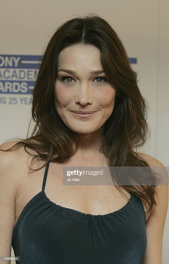 <a gi-track='captionPersonalityLinkClicked' href=/galleries/search?phrase=Carla+Bruni&family=editorial&specificpeople=235729 ng-click='$event.stopPropagation()'>Carla Bruni</a> arrives at the Sony Radio Awards honours the best in radio broadcasting talent at the Grosvenor House Hotel on April 30, 2007 in London.