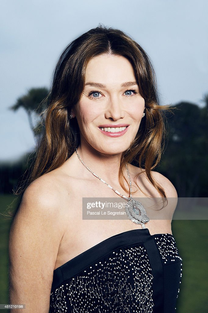 <a gi-track='captionPersonalityLinkClicked' href=/galleries/search?phrase=Carla+Bruni&family=editorial&specificpeople=235729 ng-click='$event.stopPropagation()'>Carla Bruni</a> is photographed at AmfAR's 21st Cinema Against AIDS Gala on May 22, 2014 in Cap d'Antibes, France.