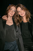 FRA: Carla Bruni Wax Work Unveiling At Musee Grevin In Paris