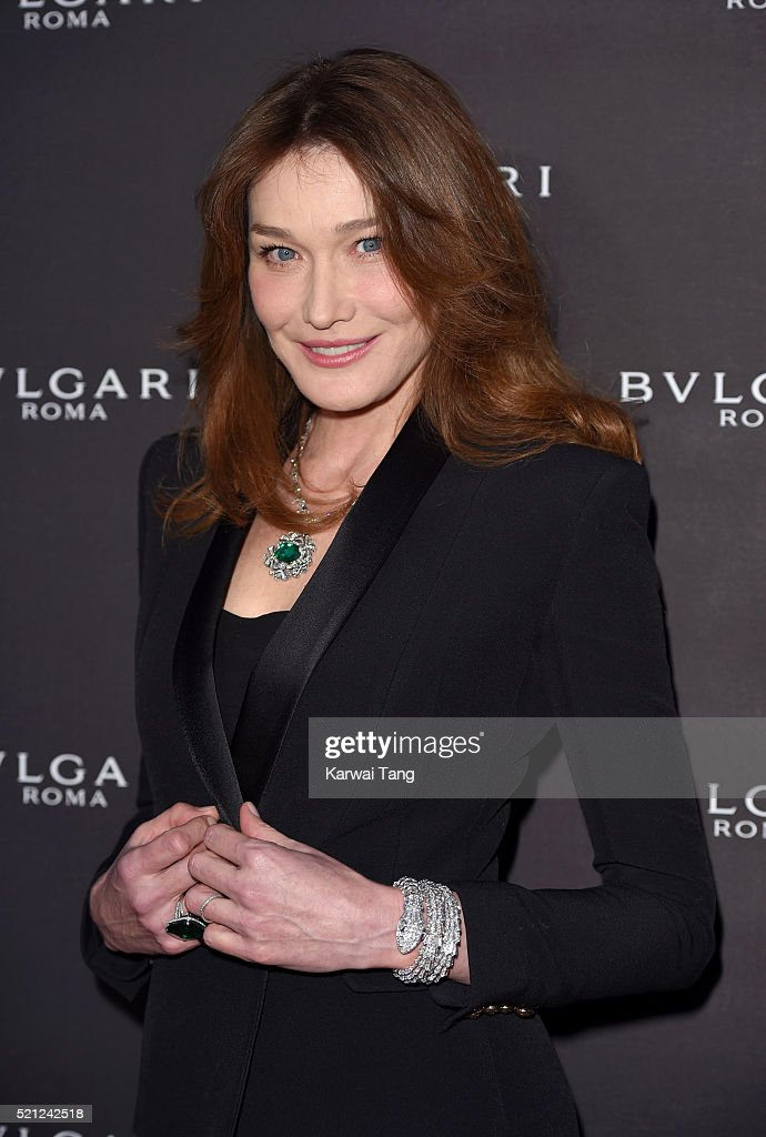 Bulgari Flagship New Bond Street Reopening Event Celebration