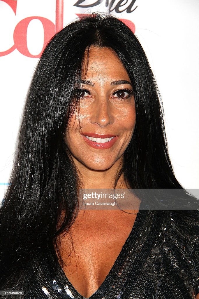 Carla Facciolo attends In Touch Weekly's 2013 Icons & Idols event at FINALE Nightclub on August 25, 2013 in New York City.