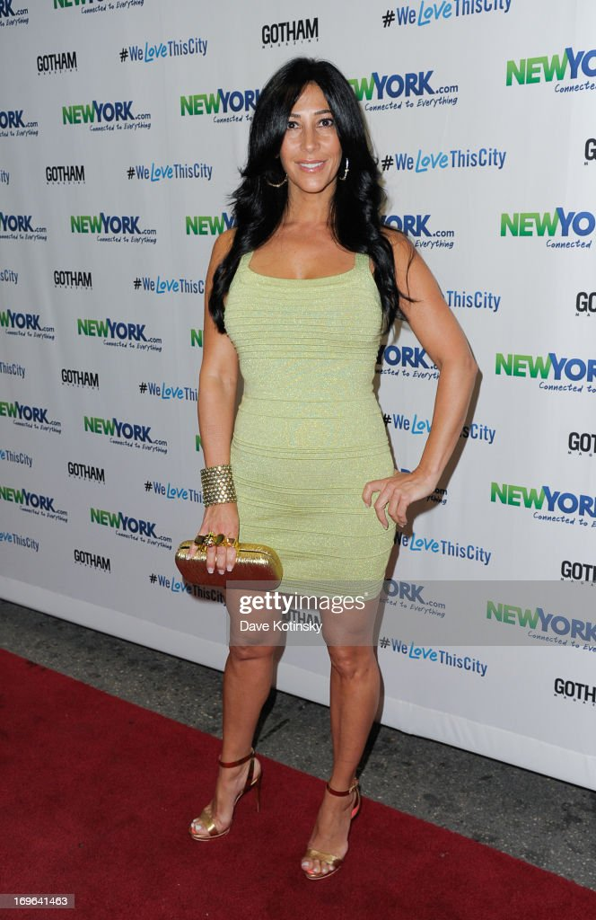 Carla Facciolo attends NEWYORK.COM 'Connected To Everything' Launch Party on May 29, 2013 in New York, United States.