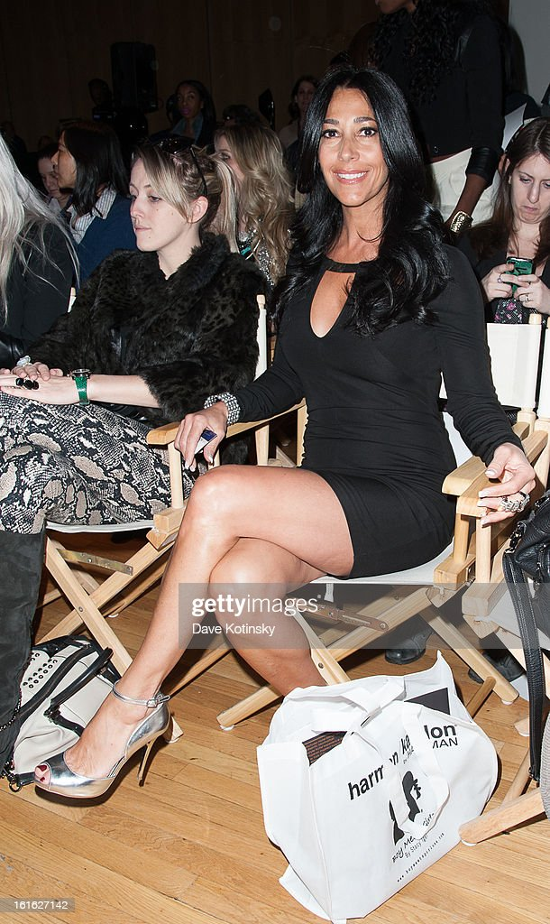 Carla Facciolo attends the Boy Meets Girl By Stacy Igel 2013 Style360 Fashion Show at Style360 on February 13, 2013 in New York City.