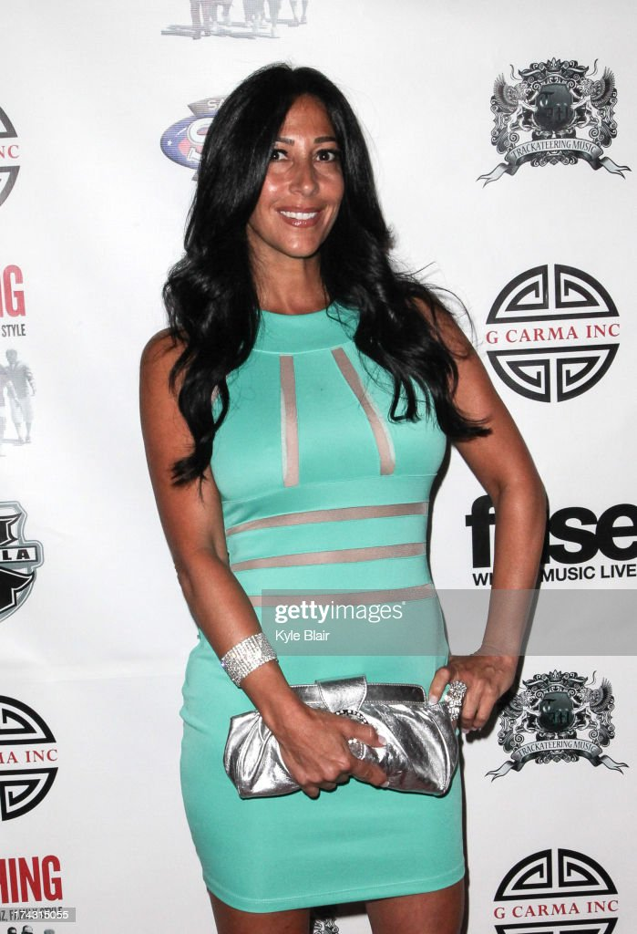 Carla Facciolo attends the 'G-Thing' Series Premiere Party at The Griffin on July 23, 2013 in New York City.