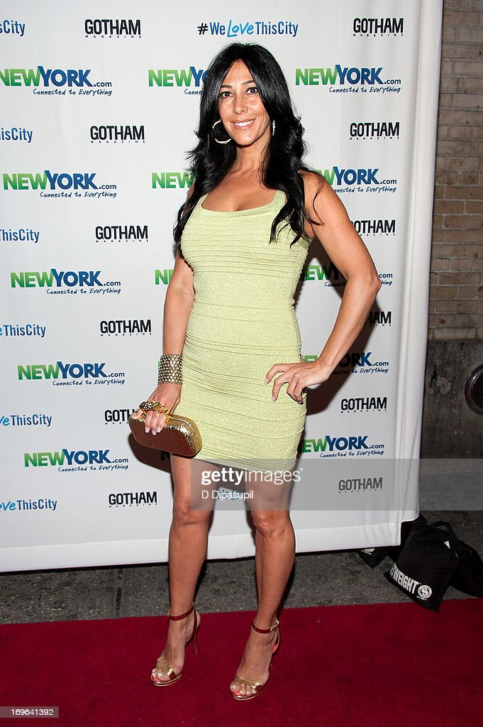 Carla Facciolo attends the NewYork.com launch party at Arena on May 29, 2013 in New York City.
