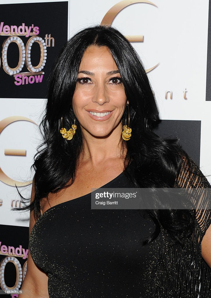 Carla Facciolo attends the Wendy Williams 500th Episode Celebration at Element on May 24, 2012 in New York City.