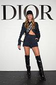 Dior : Guest Arrivals -  Paris Fashion Week -...