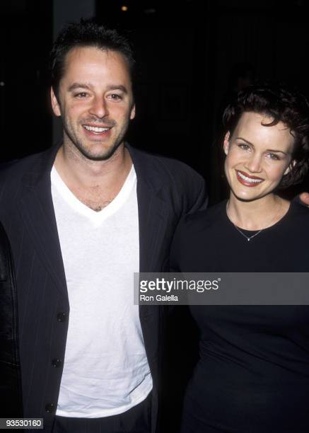 Carla Gugino and Gil Bellows