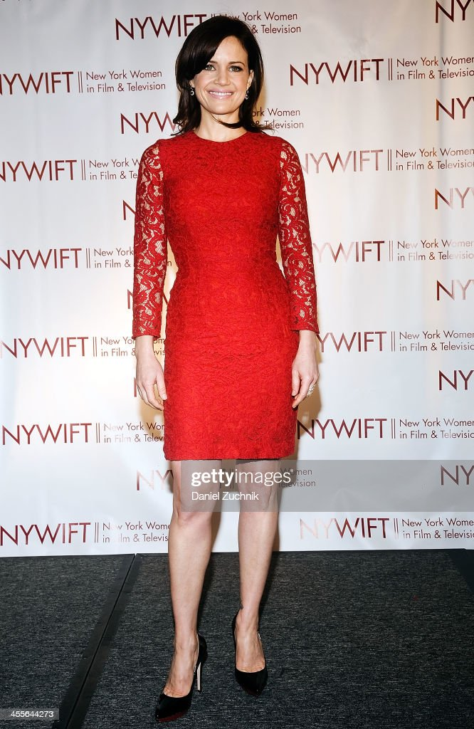 <a gi-track='captionPersonalityLinkClicked' href=/galleries/search?phrase=Carla+Gugino&family=editorial&specificpeople=207137 ng-click='$event.stopPropagation()'>Carla Gugino</a> attends New York Women In Film And Television's 33rd Annual Muse Awards at New York Hilton on December 12, 2013 in New York City.