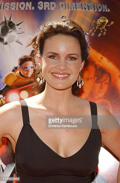Carla Gugino during 'Spy Kids 3D Game Over' World Premiere Arrivals at Paramount Theatre in Austin Texas United States
