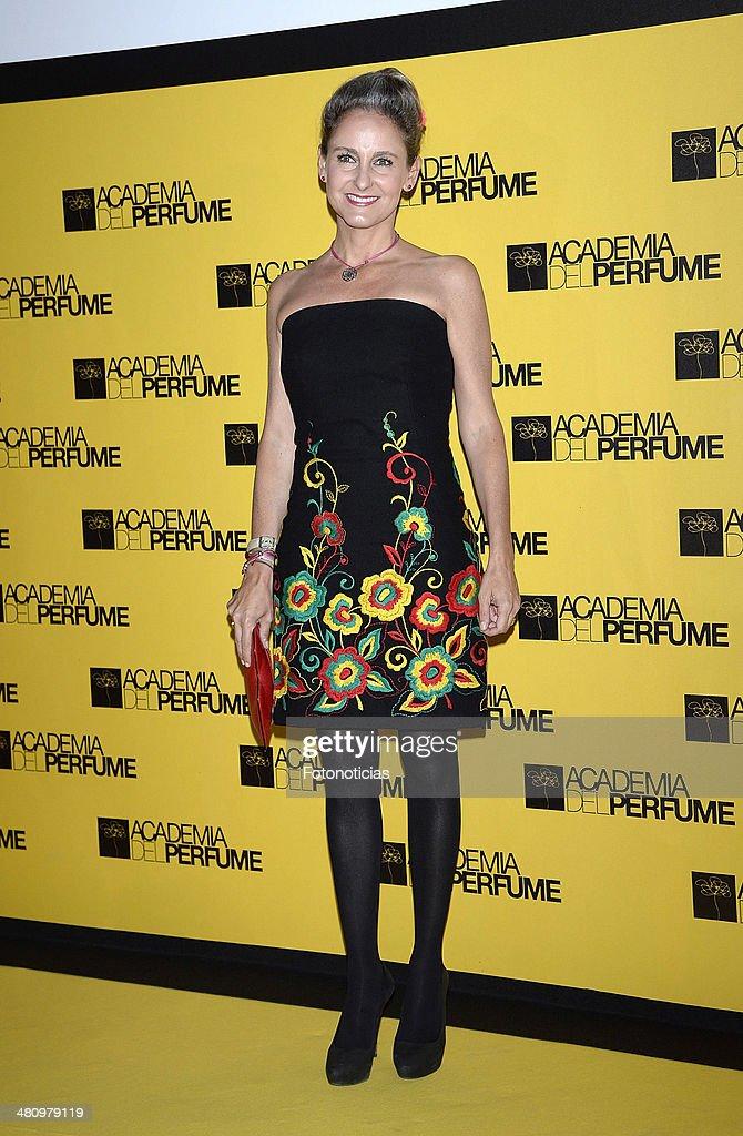 Carla Royo Vilanova attends the 2014 Perfume Academy awards at Casa de America on March 27, 2014 in Madrid, Spain.