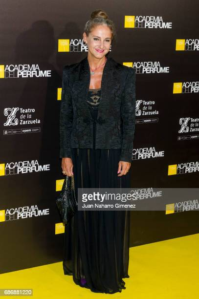 Carla Royo Villanova attends 'Academia del Perfume' awards 2017 at Teatro de la Zarzuela on May 22 2017 in Madrid Spain