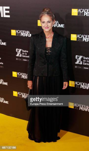 Carla RoyoVillanova attends 'Academia del Perfume' awards 2017 at Teatro de la Zarzuela on May 22 2017 in Madrid Spain