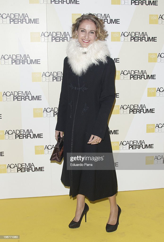 Carla Royo-Villanova attends Academia del perfume awards photocall at Casa de America on November 20, 2012 in Madrid, Spain.