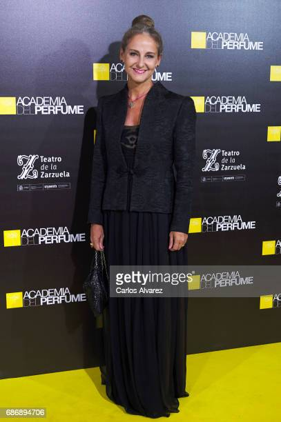 Carla RoyoVillanova attends the 'Academia del Perfume' awards 2017 at the Zarzuela Teather on May 22 2017 in Madrid Spain