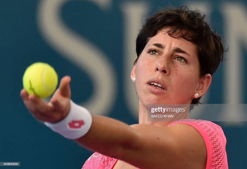 navarro singles Singles winner (2): 2016 - doha  belinda bencic survived a second-set fightback by no27 seed carla suárez navarro to advance to the fourth round of wimbledon.