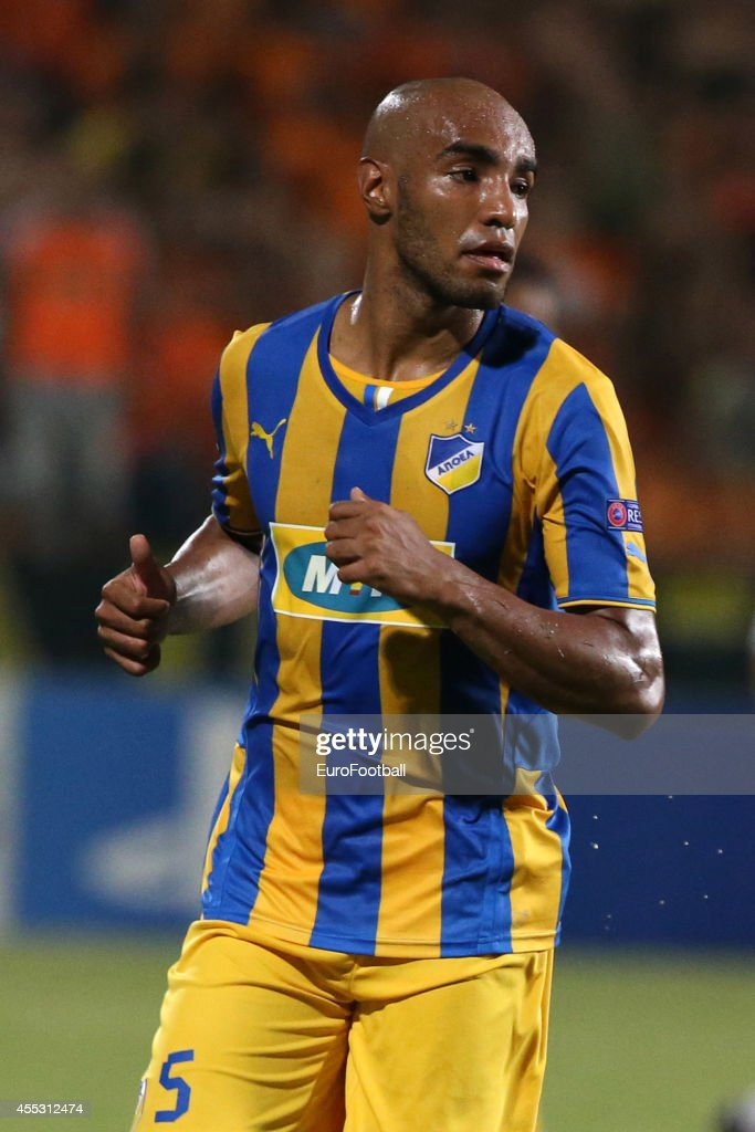 APOEL v Aalborg - UEFA Champions League Qualifying Play-Offs Round: 2nd Leg