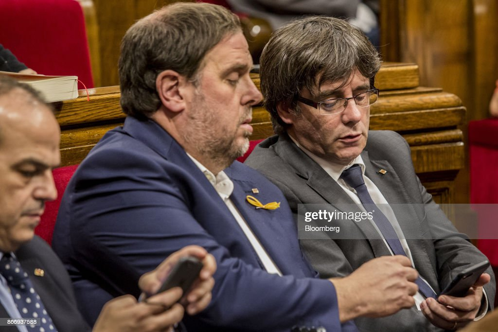 Reaction As Catalonia's President Says He Wont Call For A Regional Election