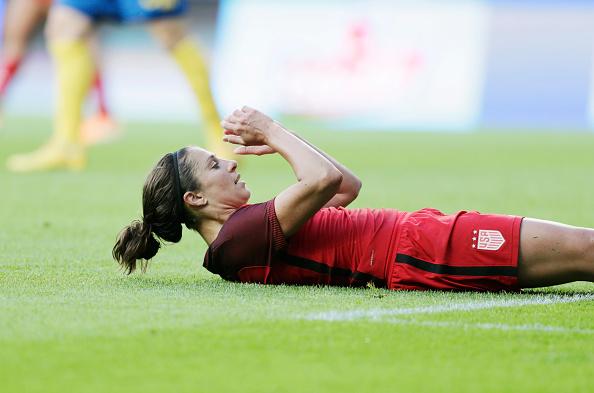 USA Women v Sweden Women - International Friendly : News Photo